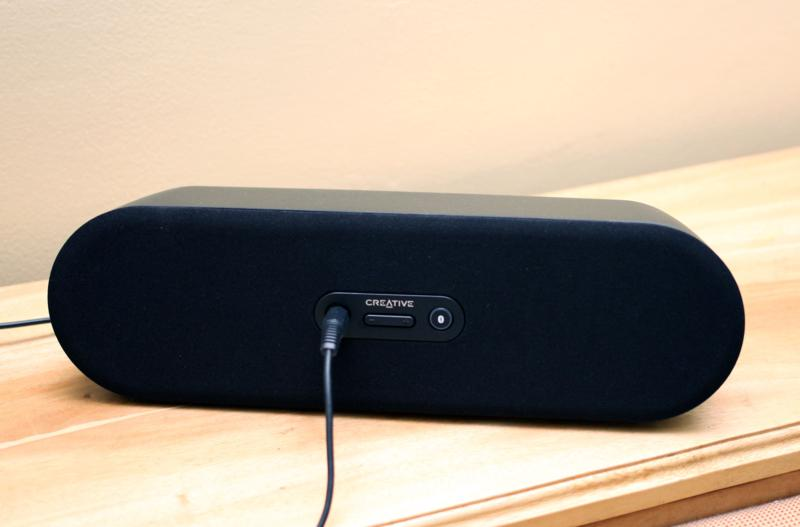 Creative D80 Bluetooth Speaker The Minor Project