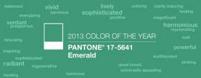 And the Color of the Year is